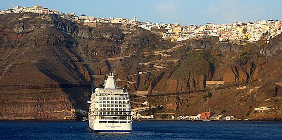 Santorini Thira Kamari Oia Accommodation Beaches