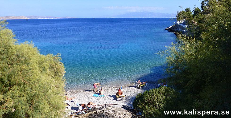 Kalymnos in Greece. Beaches. Villages. Sights ...