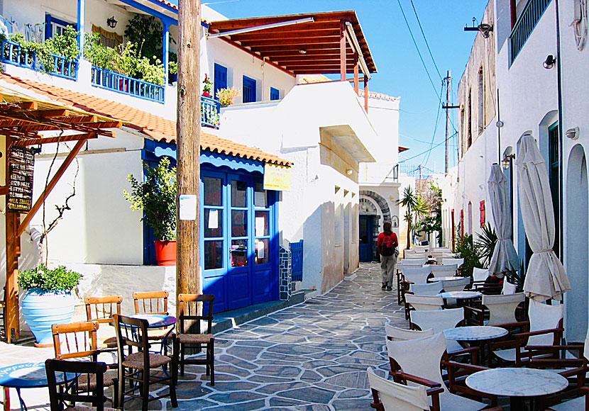 Kithnos in Greece. Kythnos. Accommodation. Ferries. Beaches.