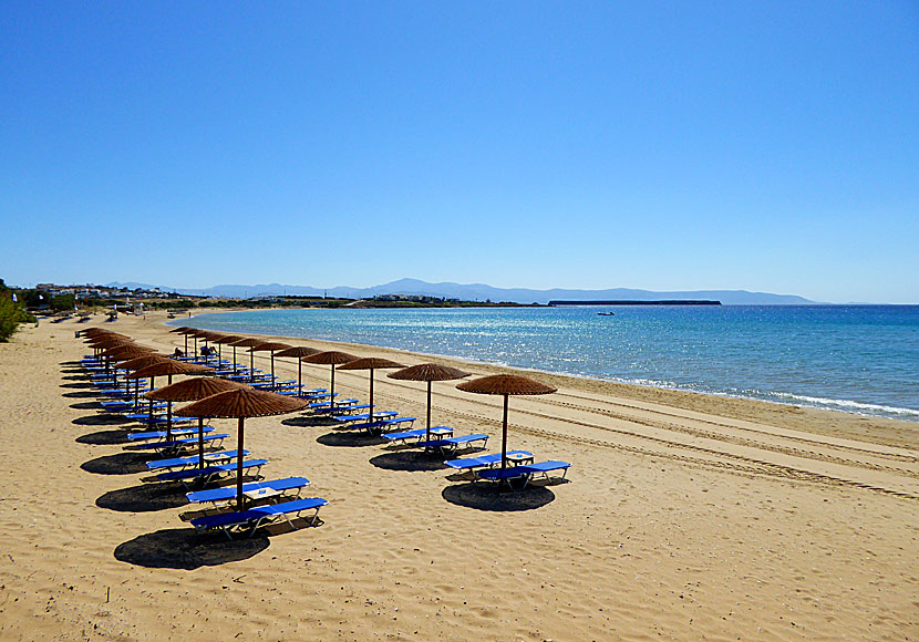 Paros Island In Greece Beaches Accommodation Sights Villages
